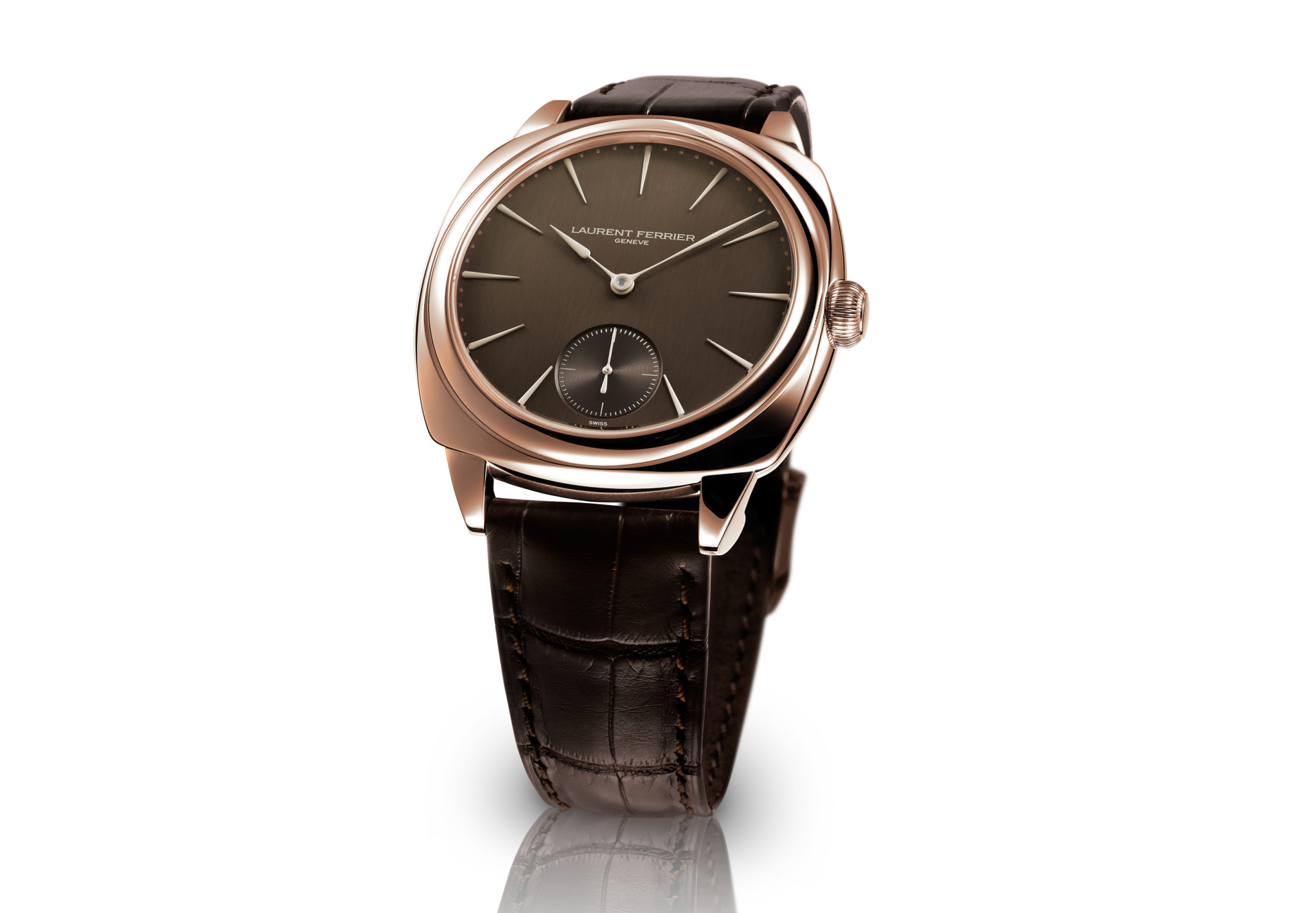Laurent Ferrier GALET SQUARE CHOCOLATE 5TH ANNIVERSARY