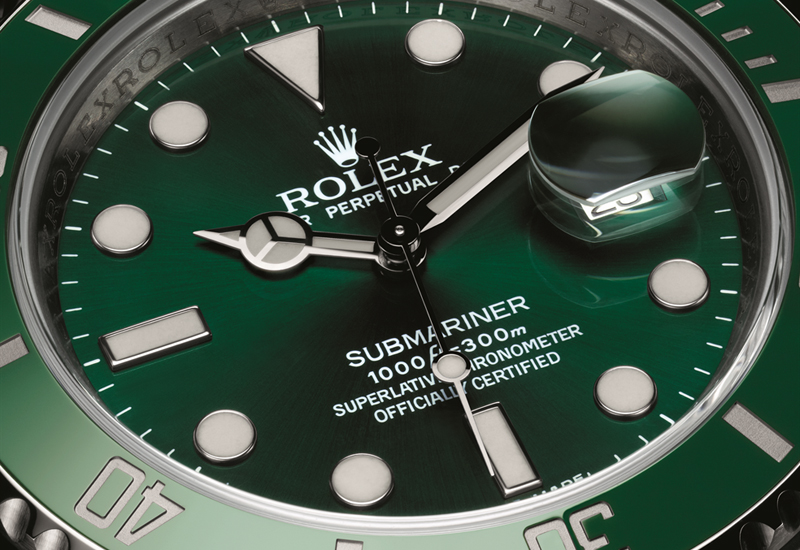 Rolex Coolbrands
