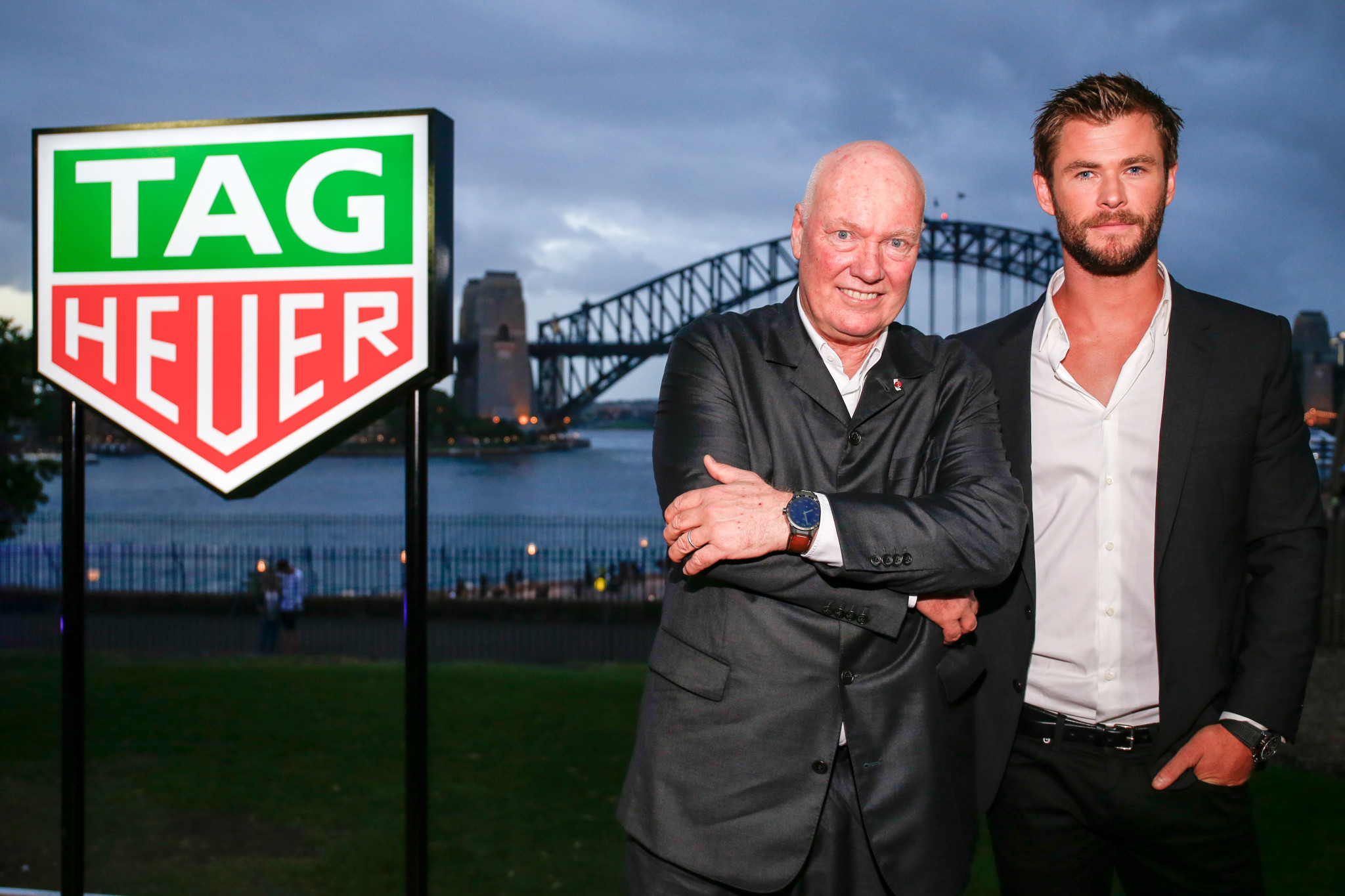 Tag Heuer & Chris Hemsworth in Australia 04.02.2016 (18)