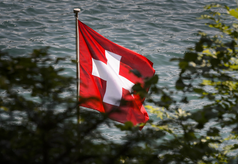 SWITZERLAND-HISTORY-TRADITION-FLAG