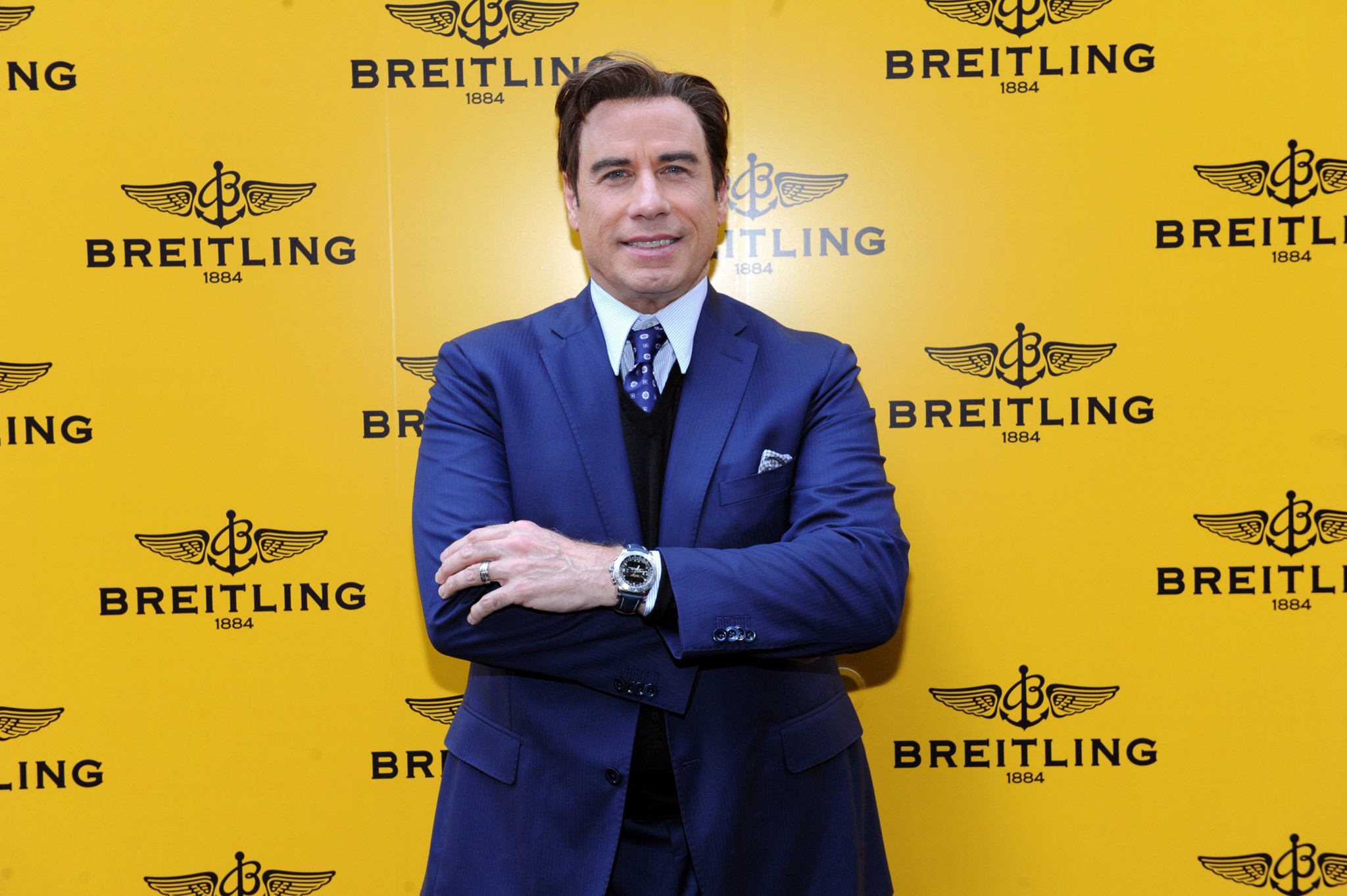 """Breitling Boutique New York Grand Celebration"""