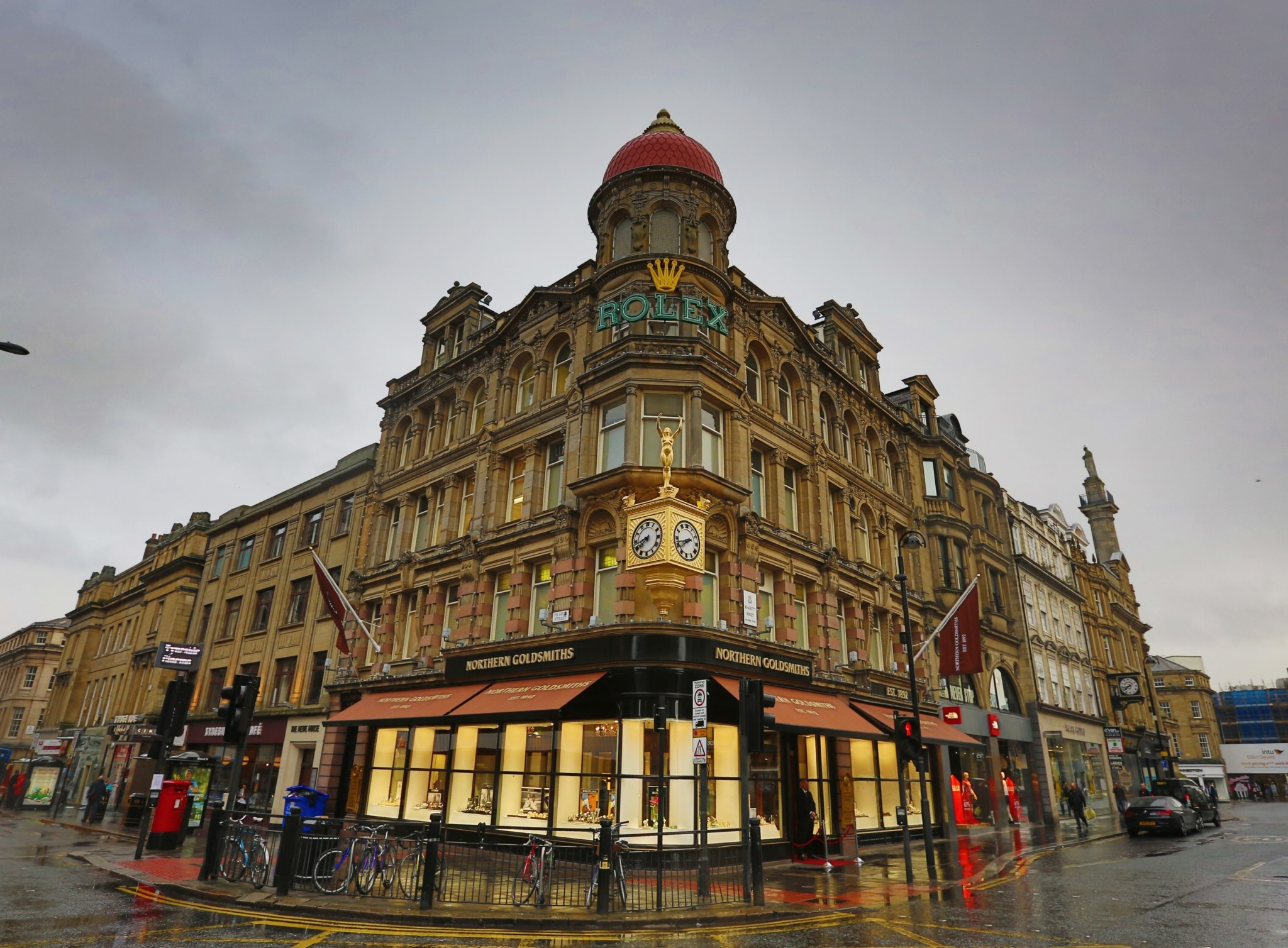Northern Goldsmiths flagship Newcastle store (2)