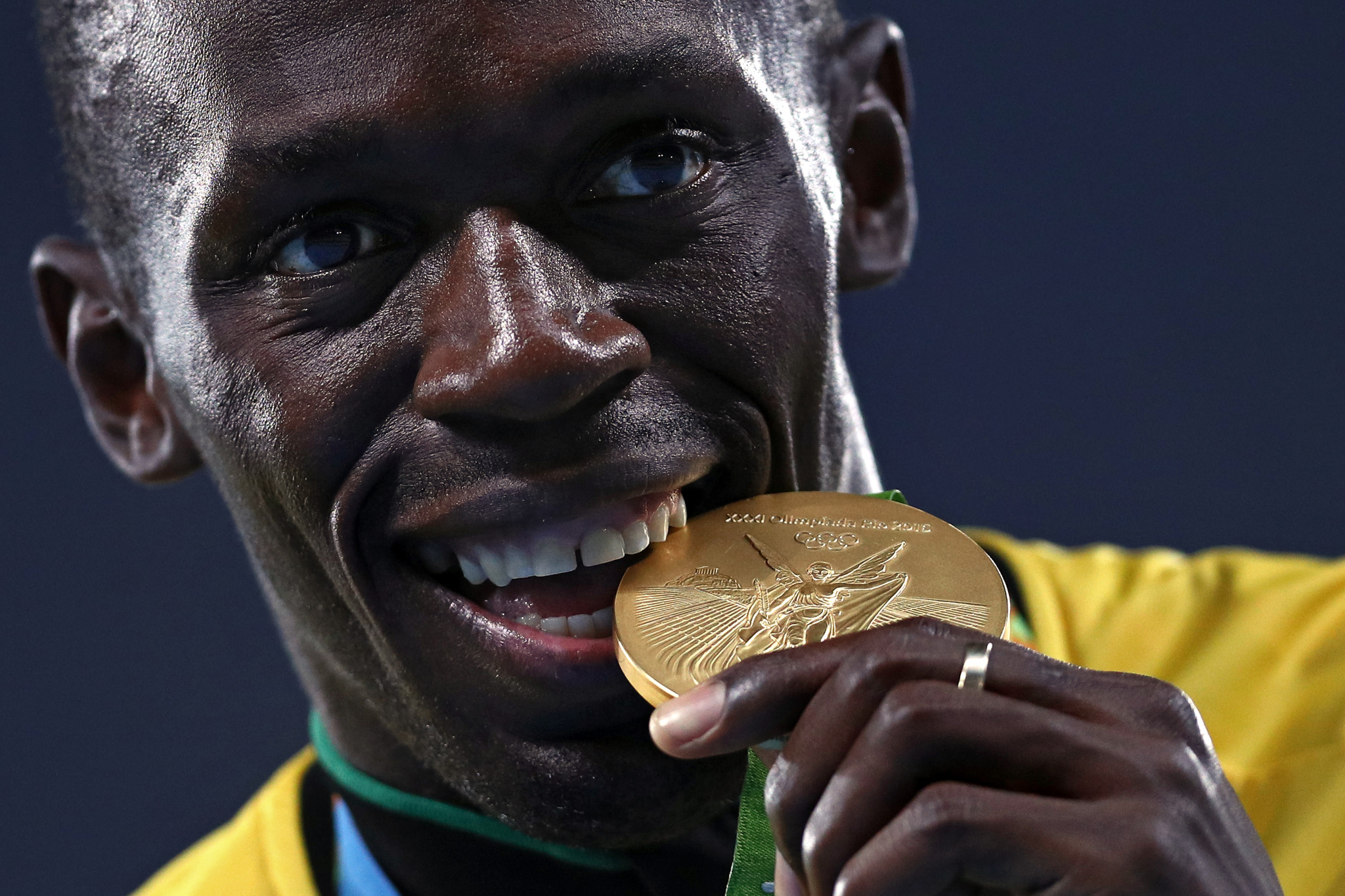Athletics – Olympics: Day 15
