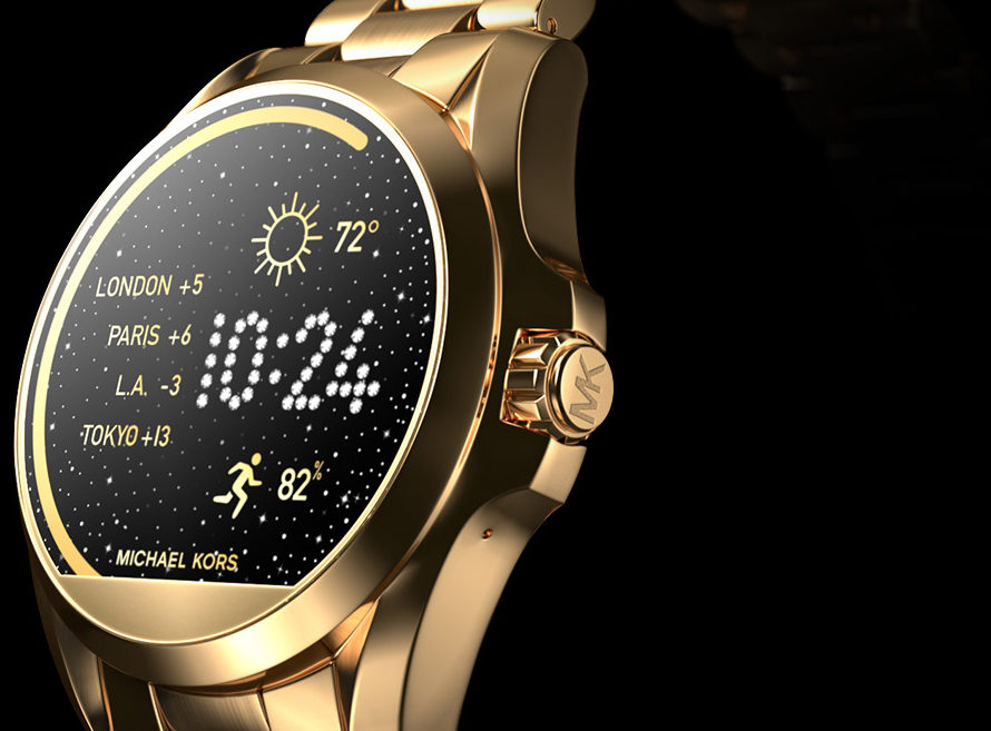 michael kors-smartwatch