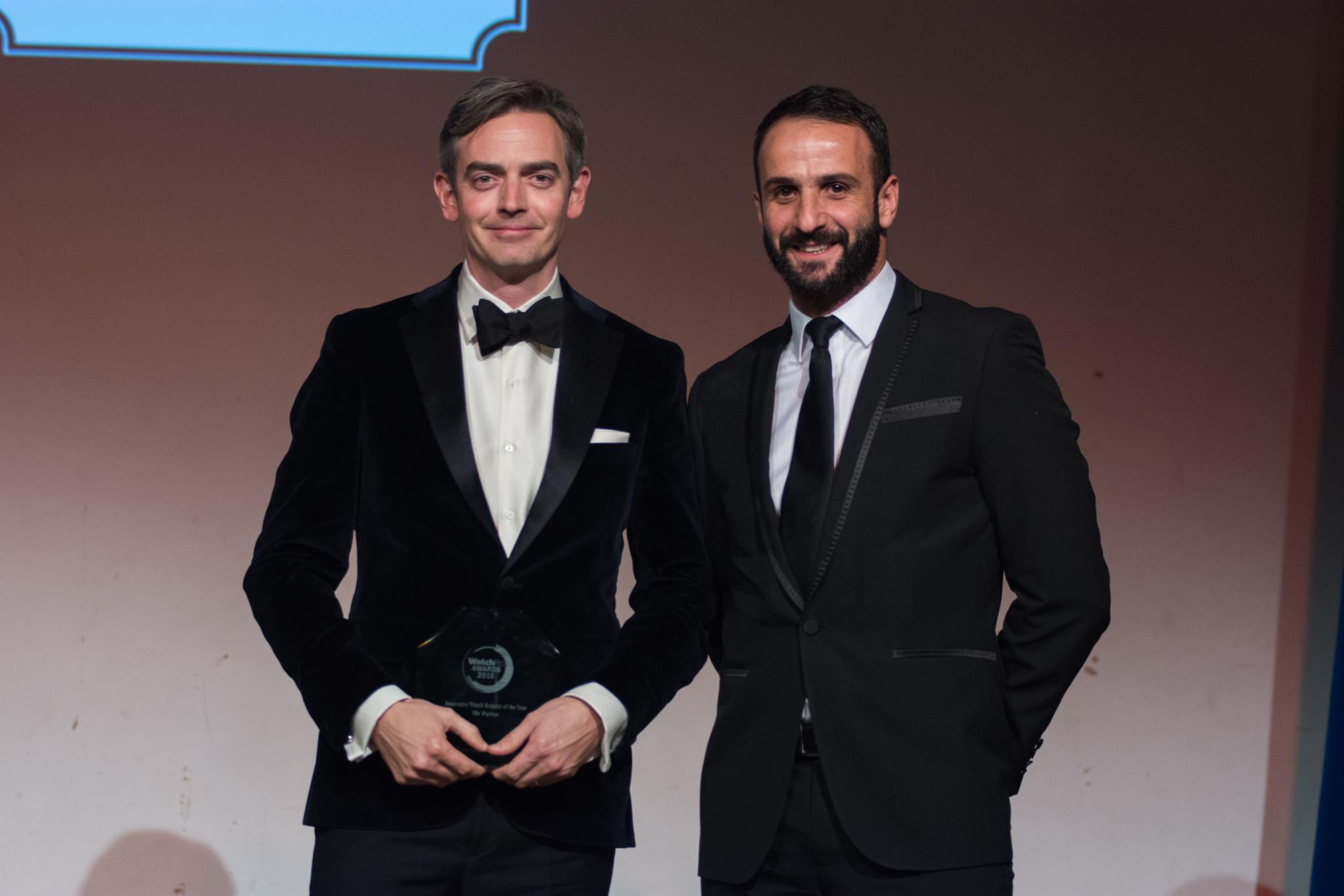 Watch Pro Magazine Awards,2016, Shakespeare's Globe