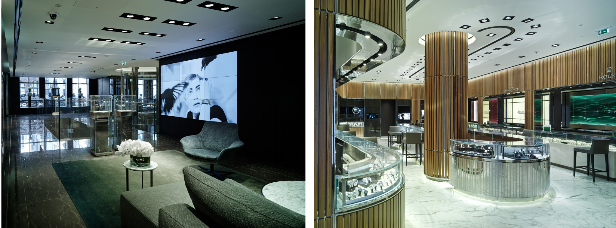 The luxurious and innovative retail environment of stores like Watches of Switzerland's Regent Street flagship is setting a new global standard that is leaving the rest of the world lagging behind.