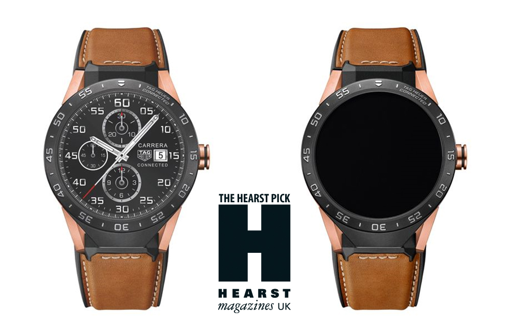 TRENDS: All rose gold look men's watches