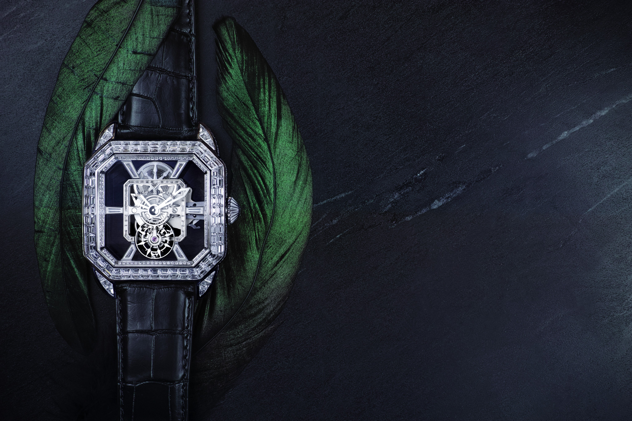Backes & Strauss The Berkeley Emperor Brilliant Tourbillon
