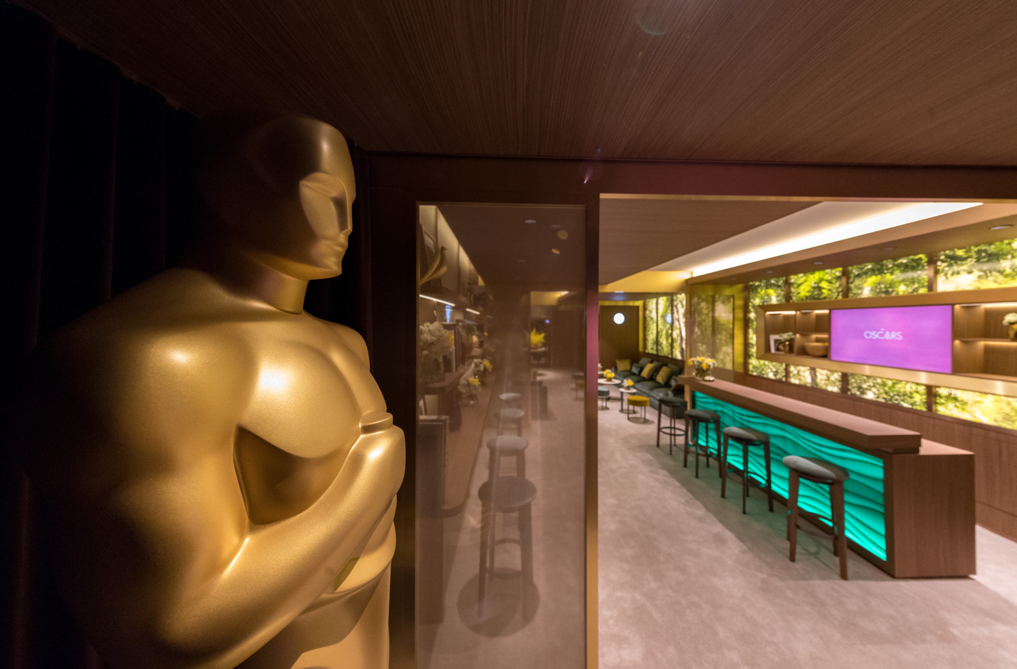 89th Annual Academy Awards – The Oscars Greenroom, Designed By Rolex