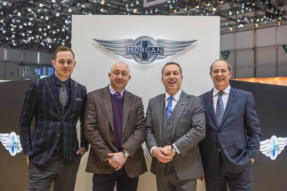 Christopher Ward Morgan Motor Company