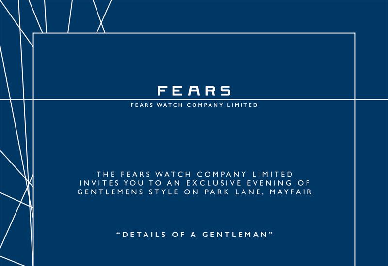 Fears invite