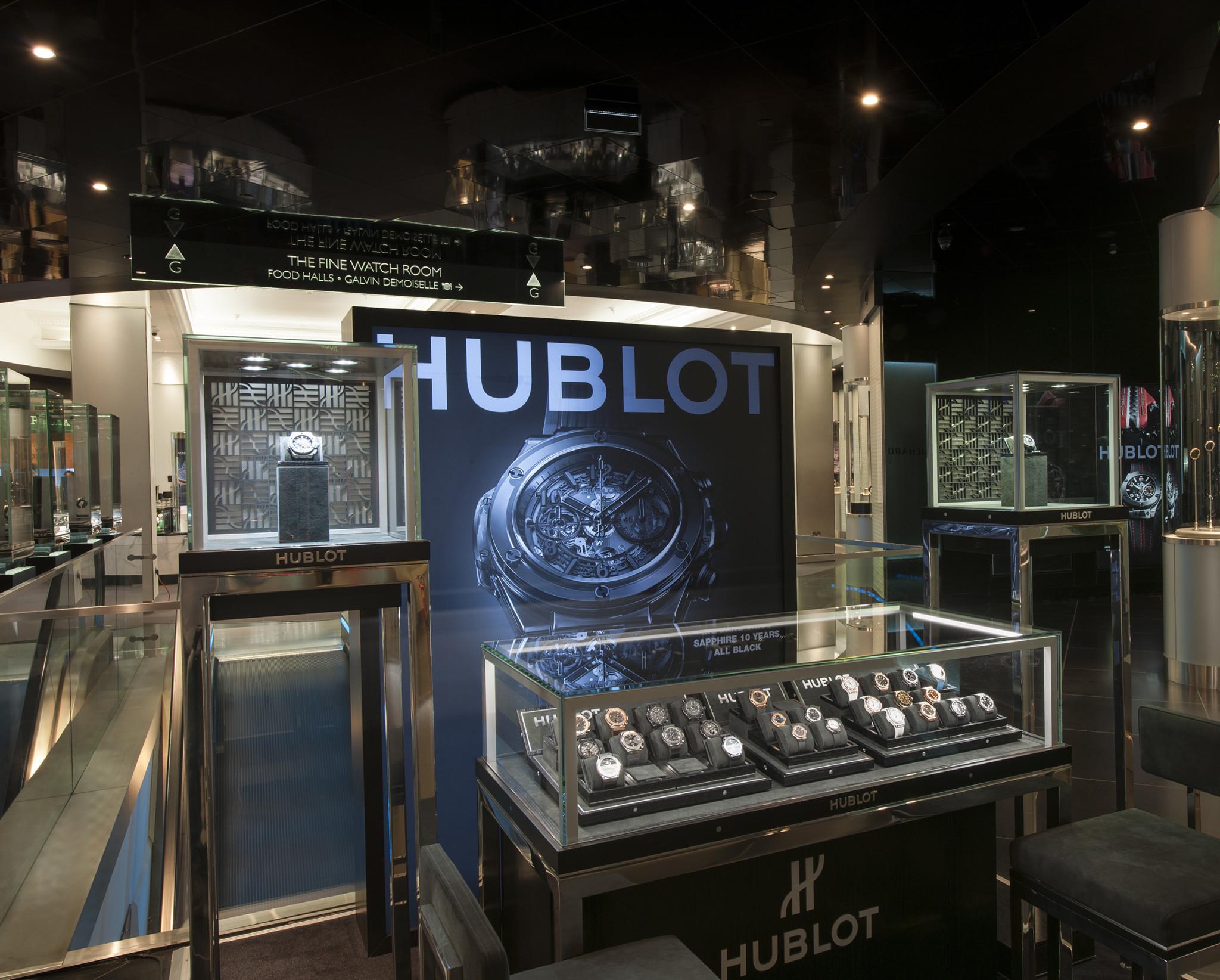 Hublot Harrods 8