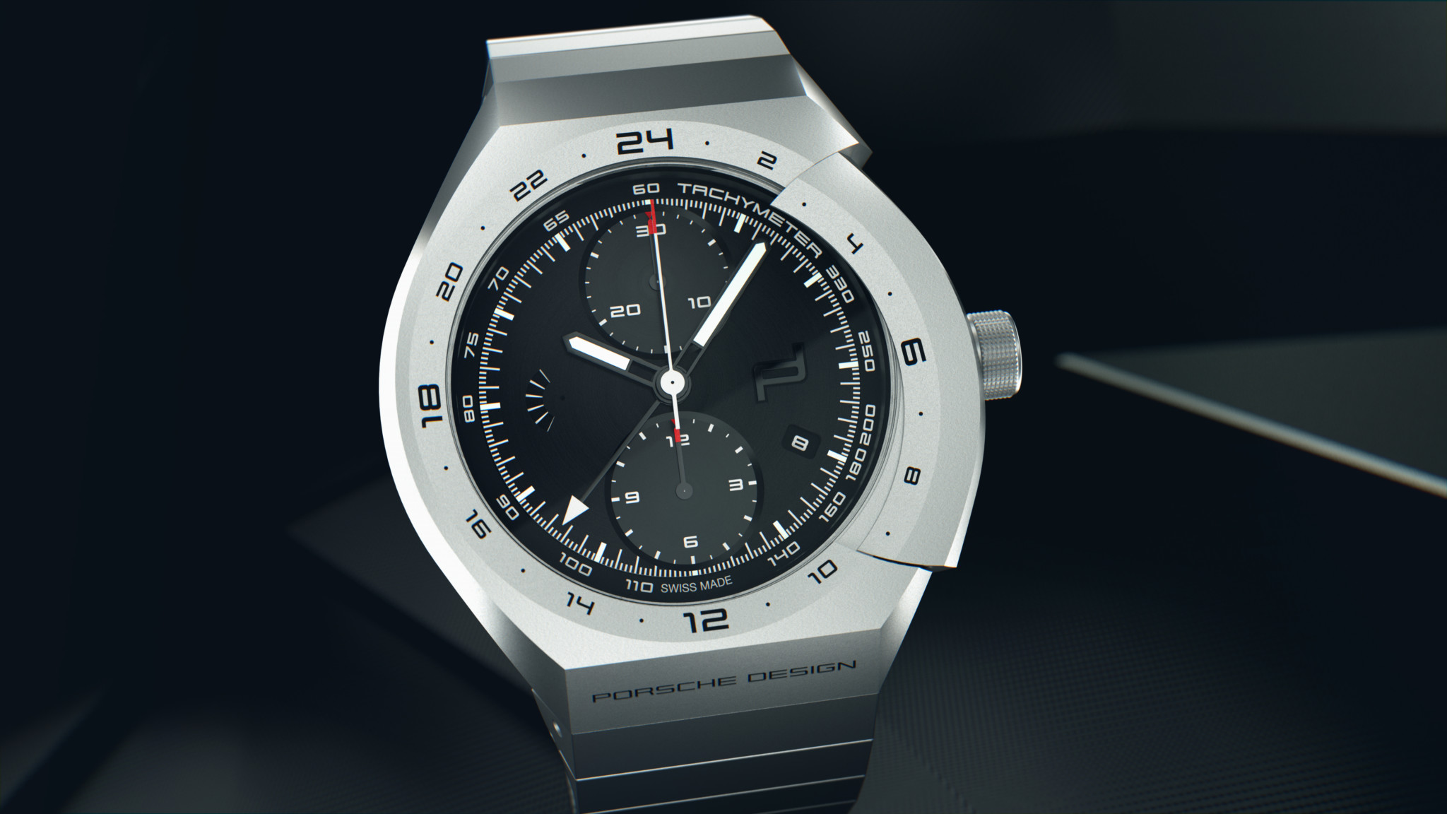 Porsche Design MONOBLOC ACTUATOR_Start_Stop