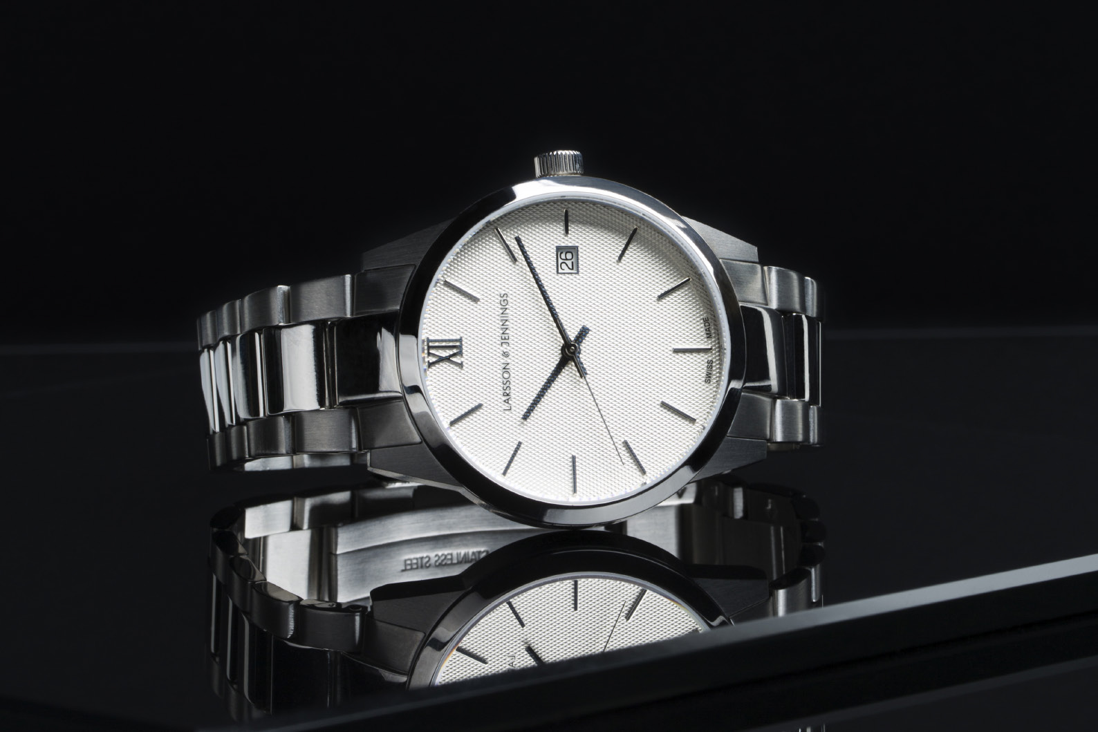 Larsson and Jennings circular automatic