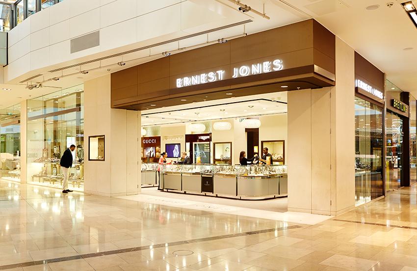 Ernest Jones store