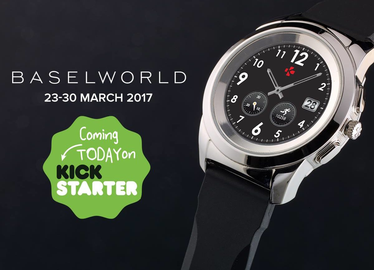 MyKronoz kickstarter