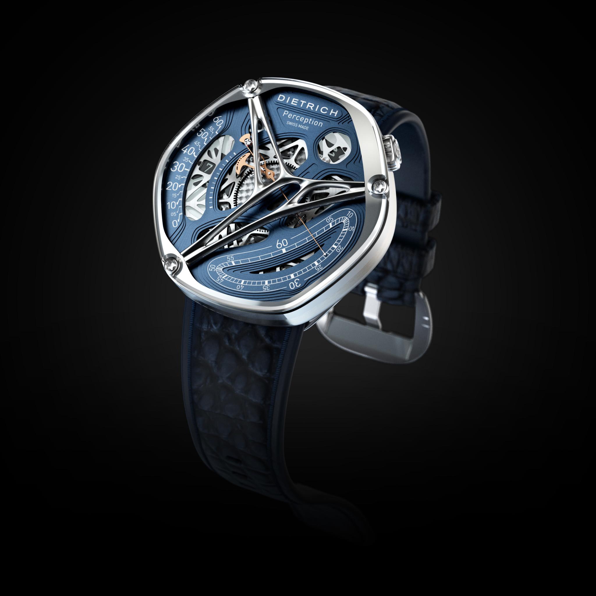 Dietrichs Perception timepiece.