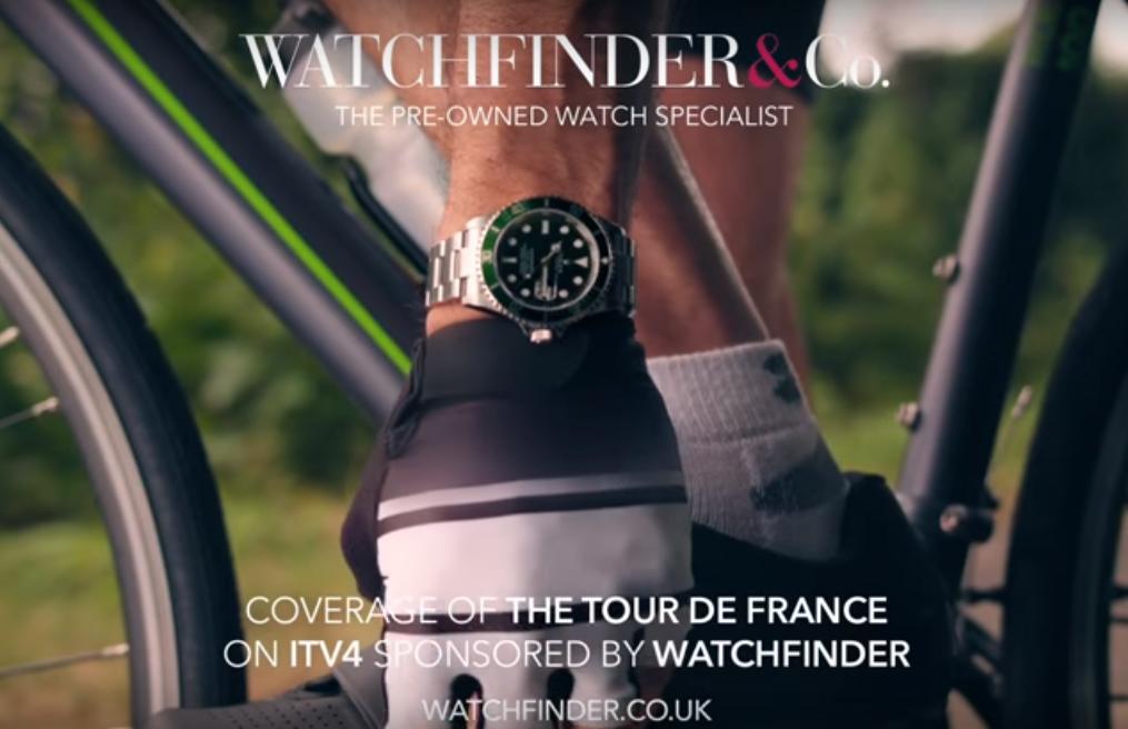 Watchfinder Tour de France
