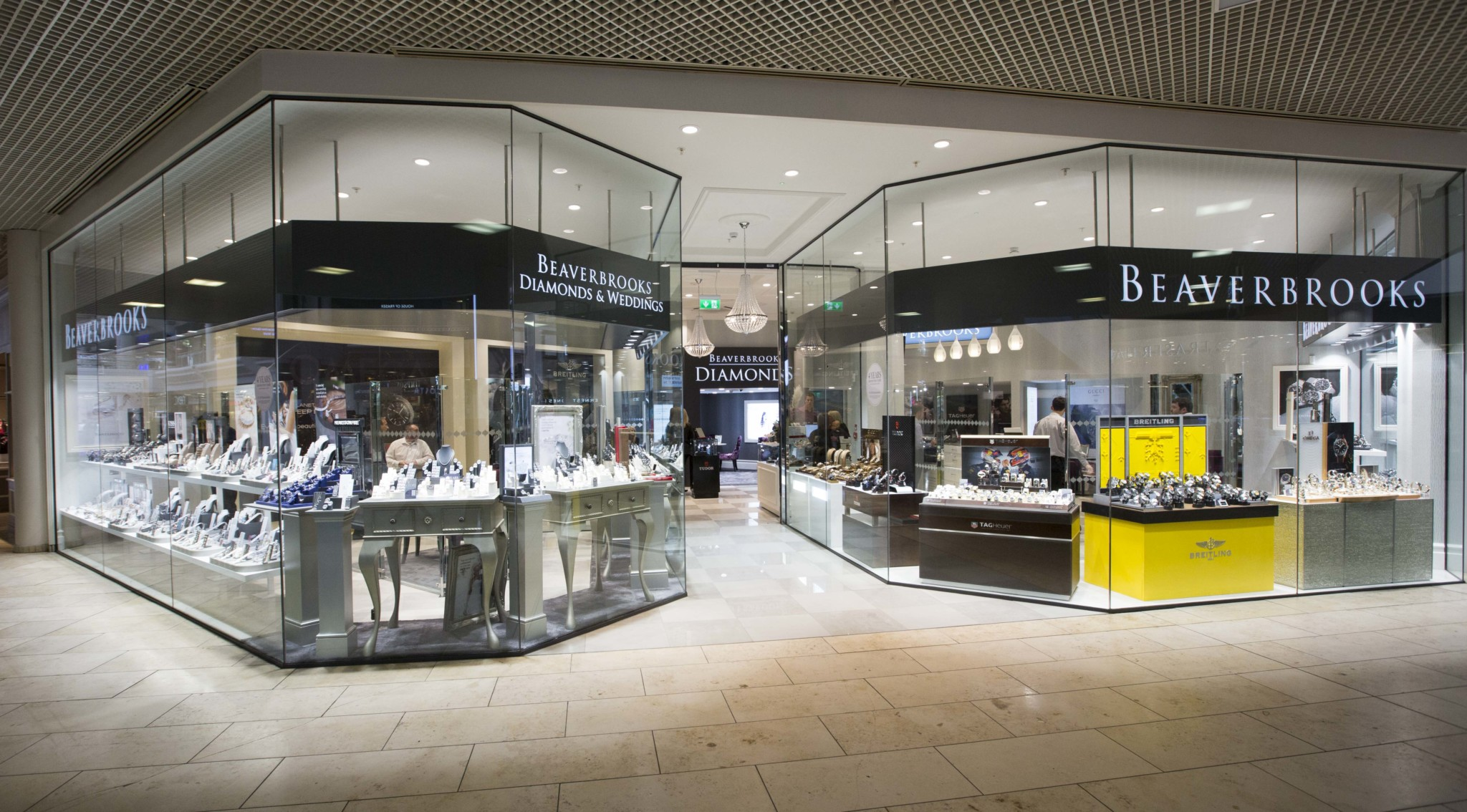 Beaverbrooks in the Milton Keynes MK Centre.