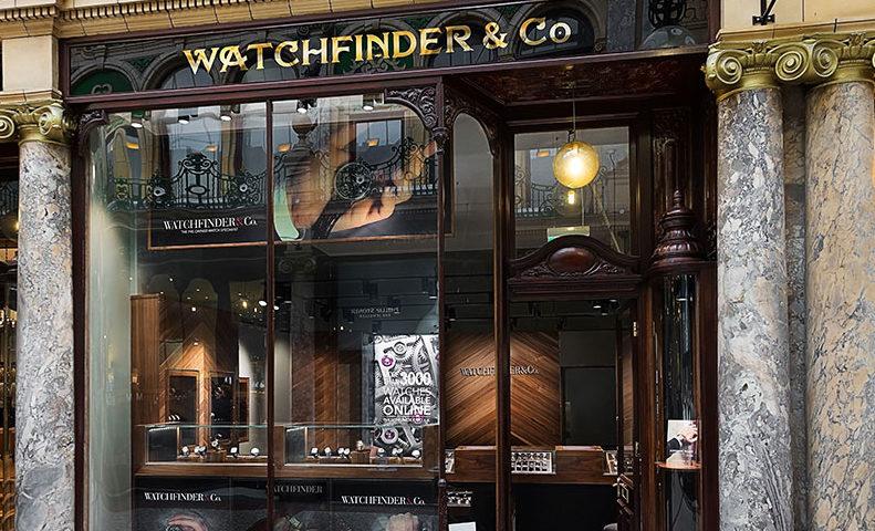 Watchfinder leeds