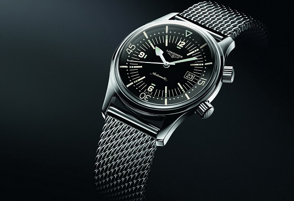 longiness diver