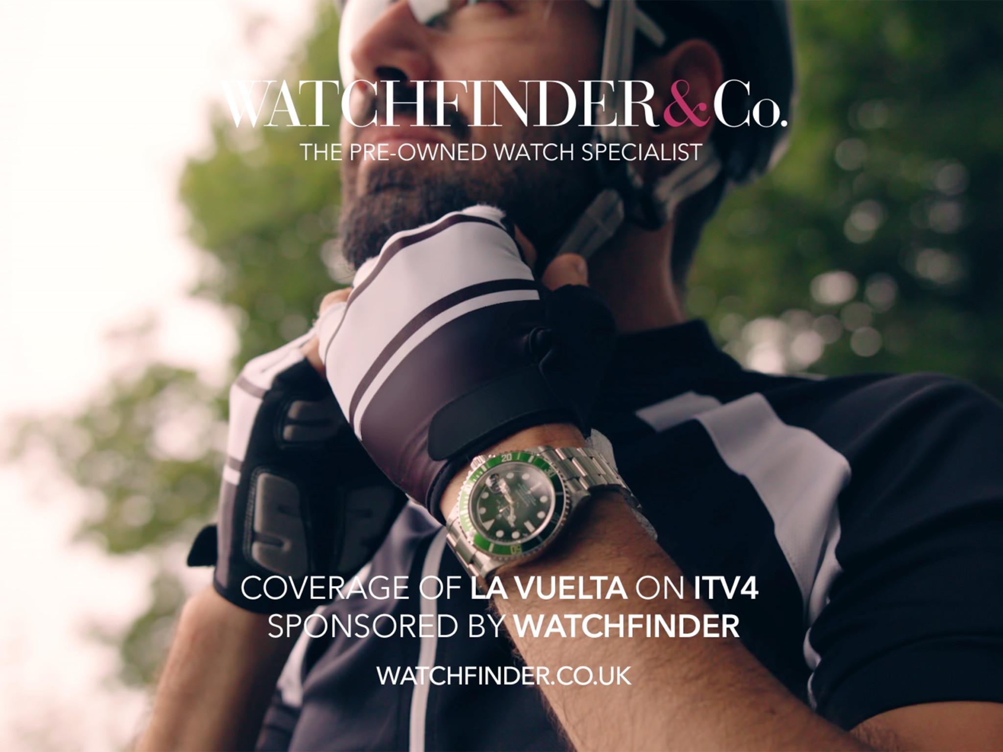 La Vuelta a Espana Watchfinder