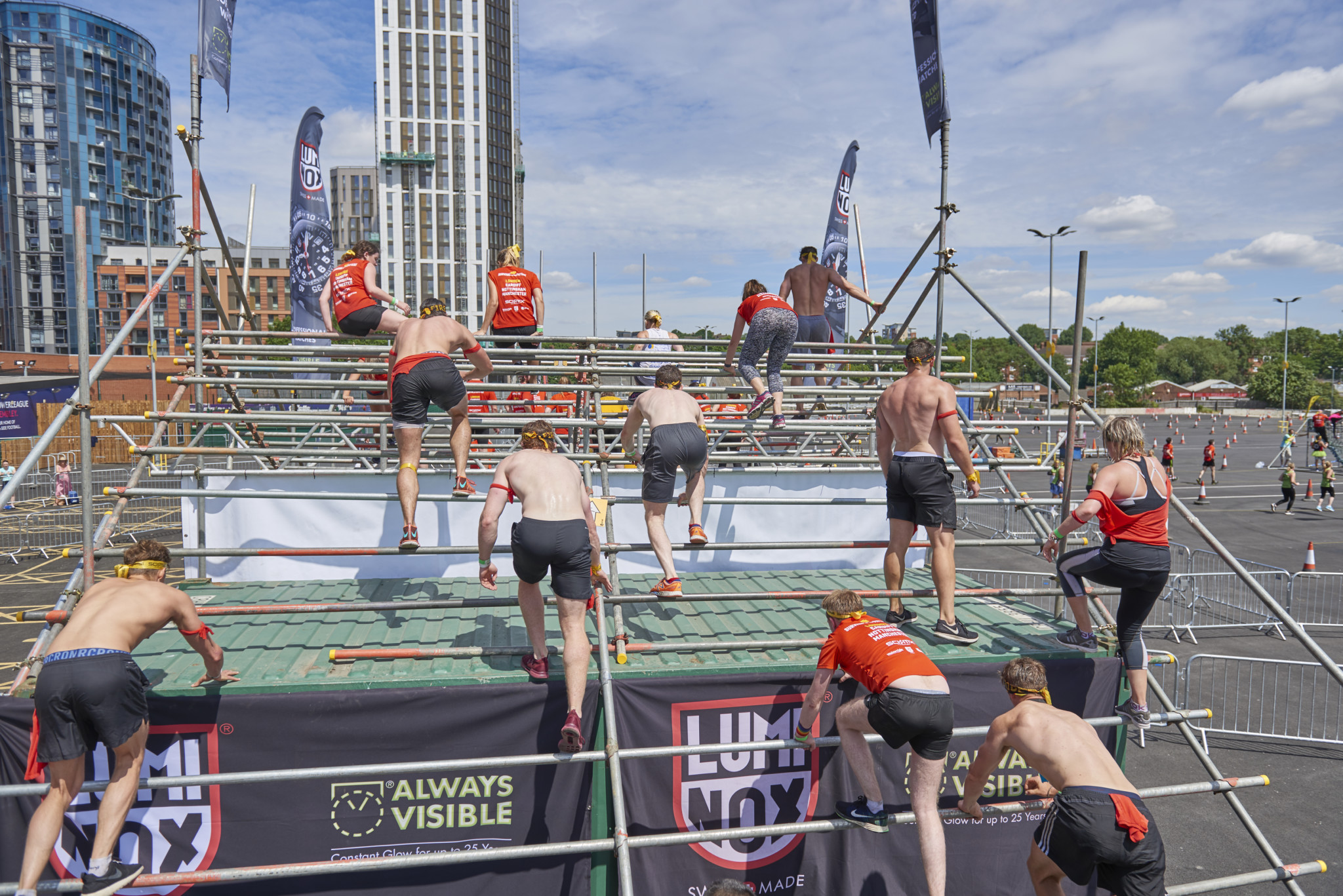 Men's Health Survival of the Fittest 2017, Wembley, London – 8 July 2017