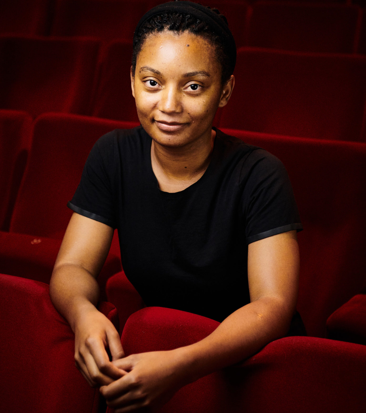 "Rungano Nyoni is a self-taught writer/director born in Lusaka, Zambia and grew up in Wales, UK. Her short films have featured in over 400 film festivals. In 2009 she won a BAFTA Cymru for her short film ""The List"". Her subsequent film ""Mwansa The Great"" was funded by UK Film Council and Focus Features (USA). It was selected at over 100 Inter- national Film Festivals, awarded over 20 prizes and nomi- nated for a BAFTA in 2012. In 2015 Rungano was selected for the Nordic Factory, a Finnish/Danish Co Production where she co-directed ""Listen"". ""Listen"" was nominated for a European Film Award 2015 and won the Best Short Narrative Prize at Tribeca Film Festival. Rungano's debut feature, ""I Am Not a Witch"", premiered this year at Cannes Film Festival in the Directors Fortnight Sidebar, and also screened at TIFF ahead of its LFF premiere."