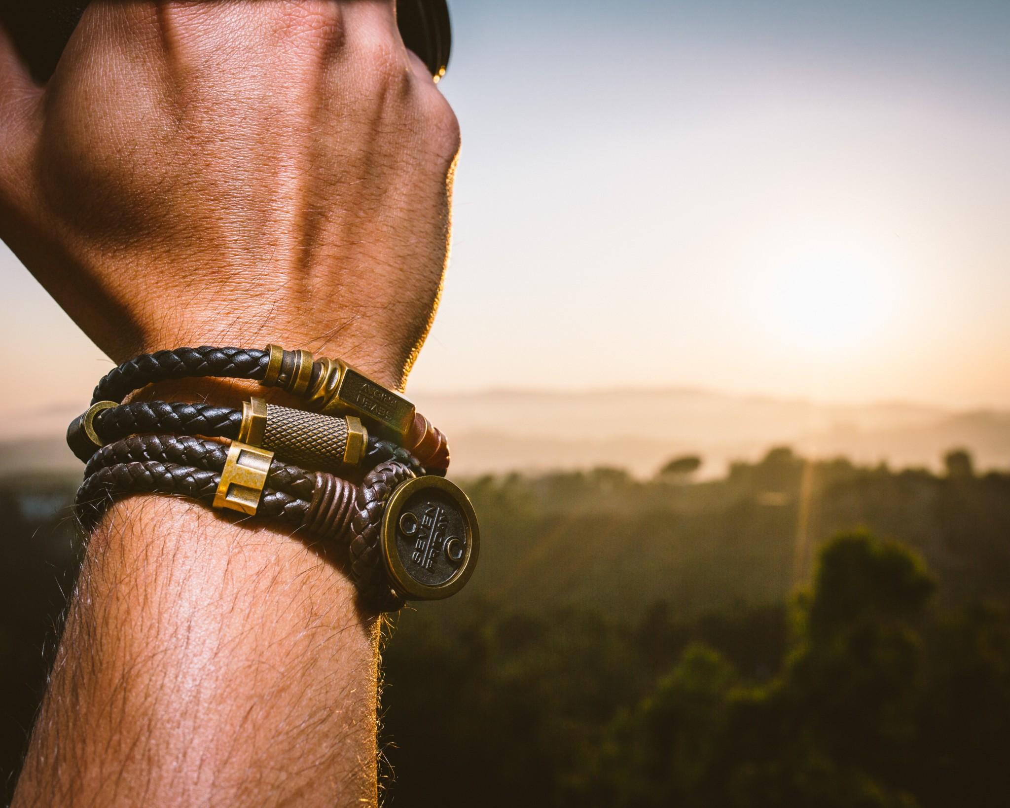 Sevenfriday bracelets