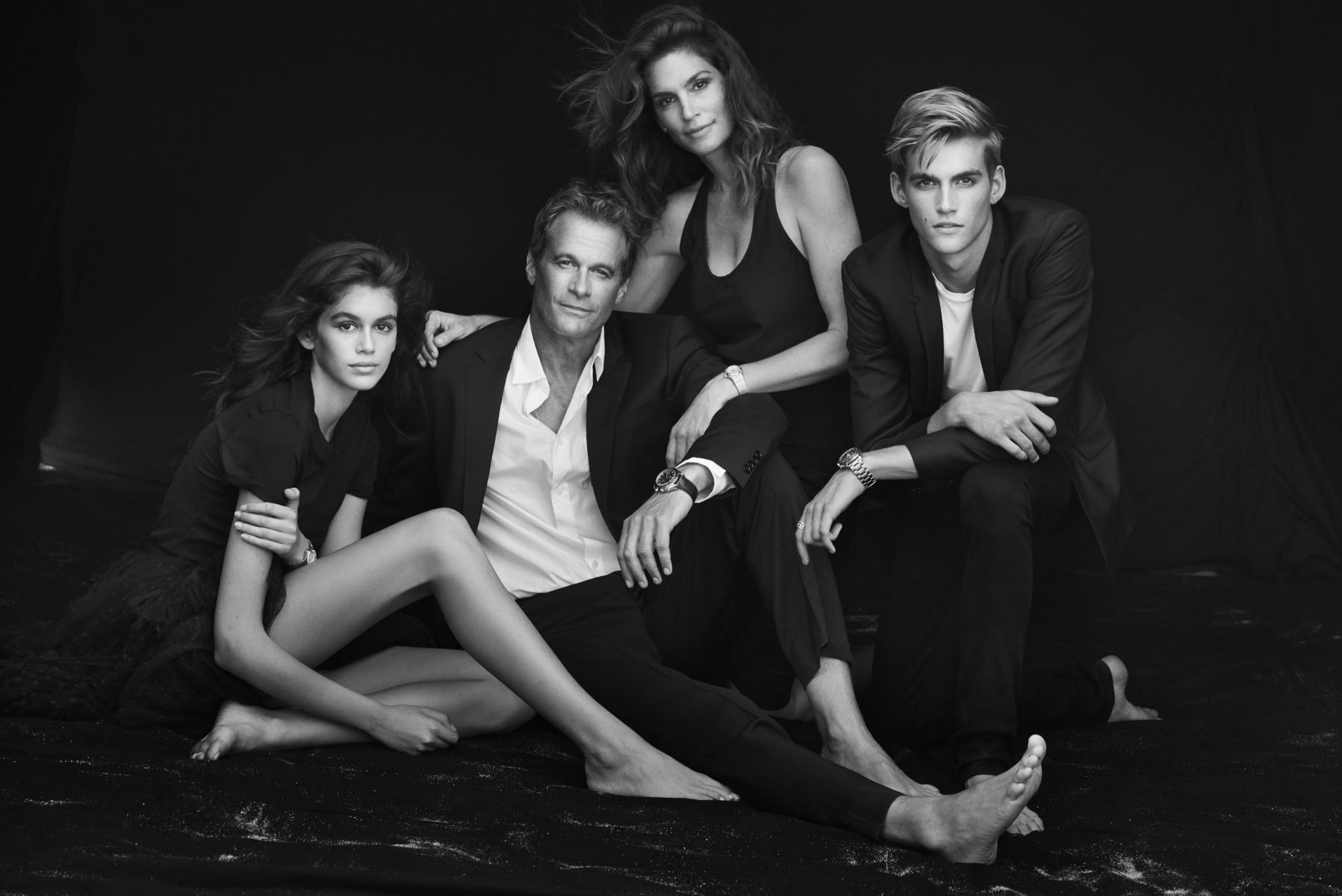 Omega Unveils Family Portrait Of Its Latest Brand Ambassadors