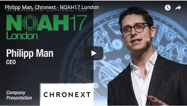 Philipp Man Noah conference