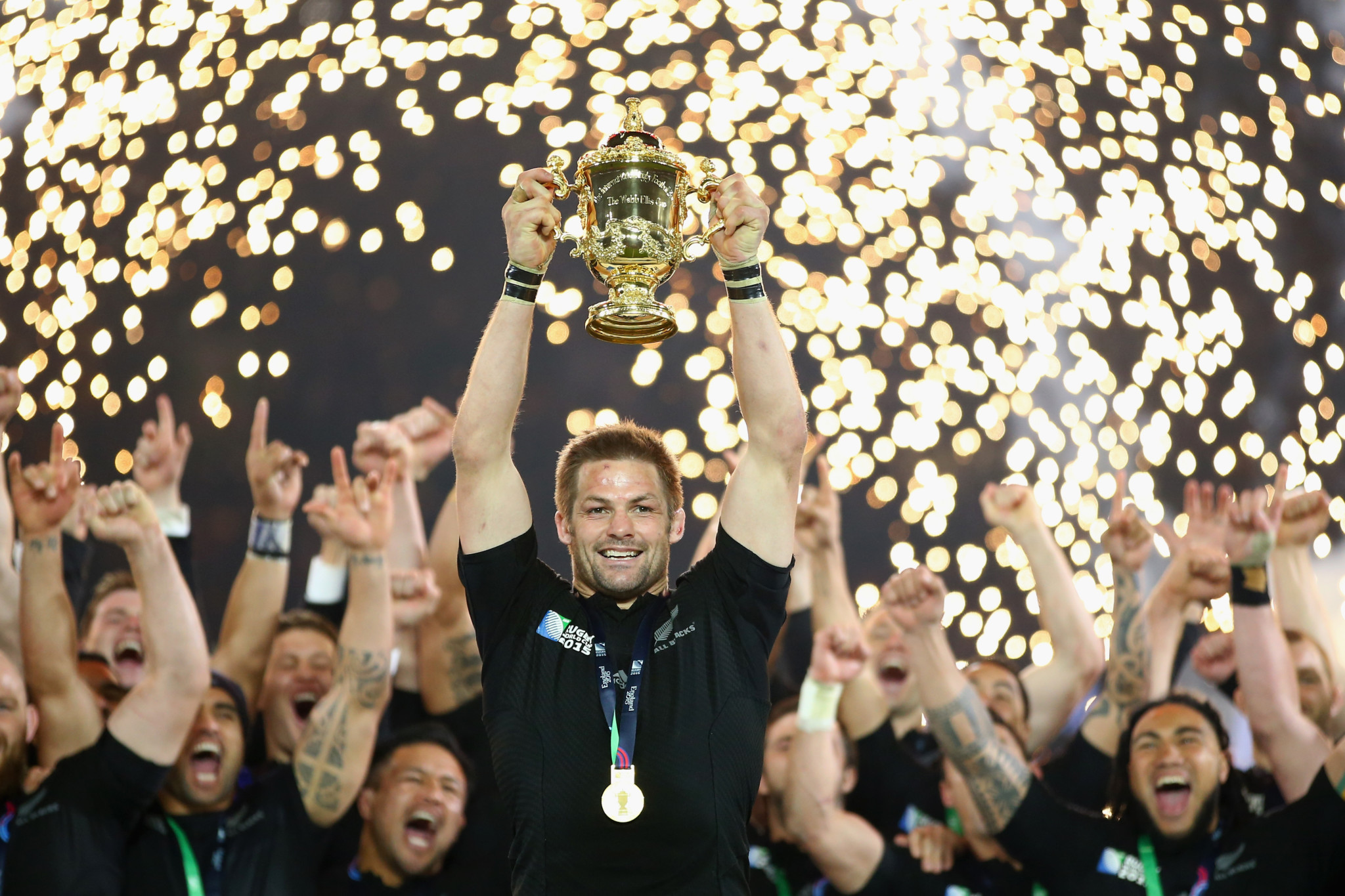 New Zealand v Australia – Final: Rugby World Cup 2015