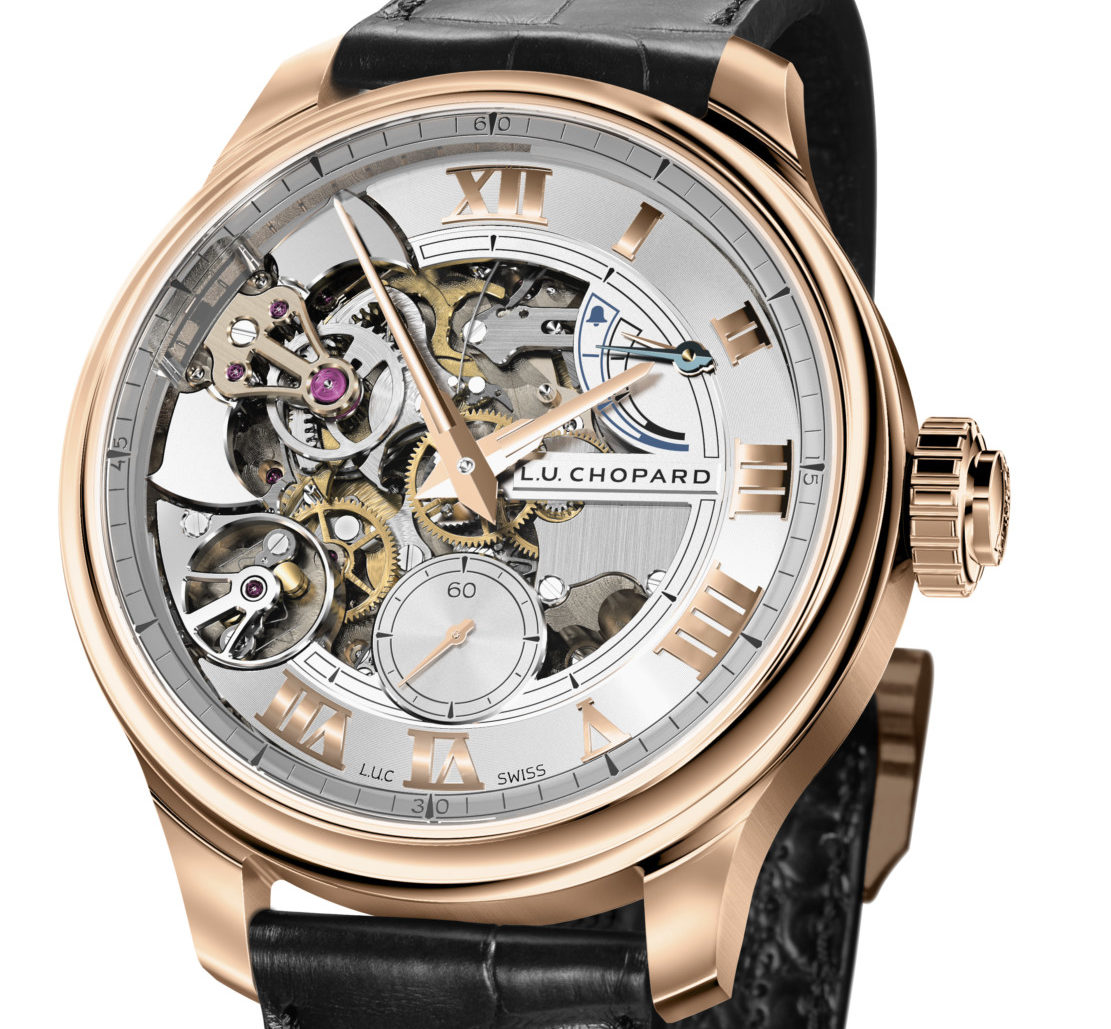 Chopard LUX Full Strike