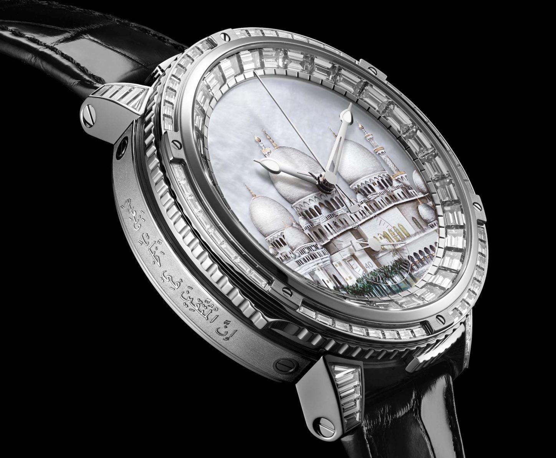 Louis Moinet Sheikh Zayed Timepiece