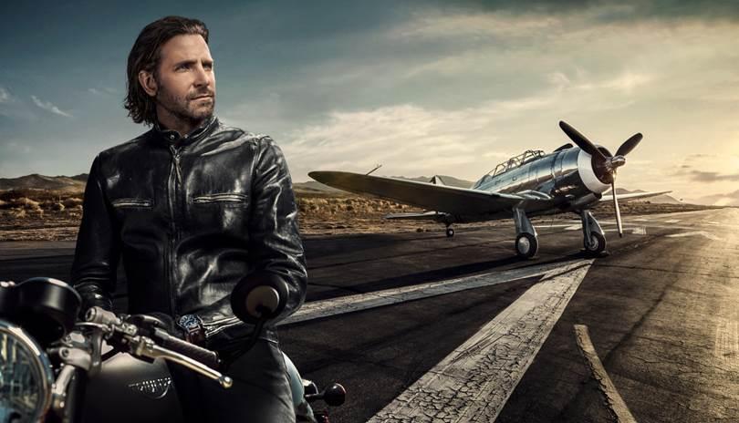 Bradley Cooper IWC