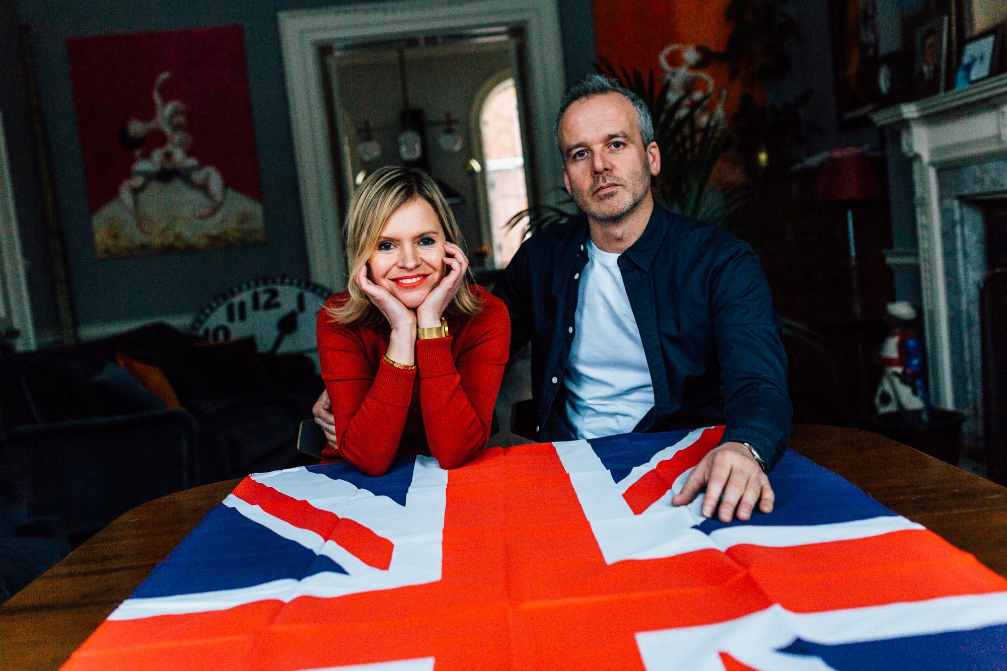Newgate Watches Founders Jim & Chloe Read