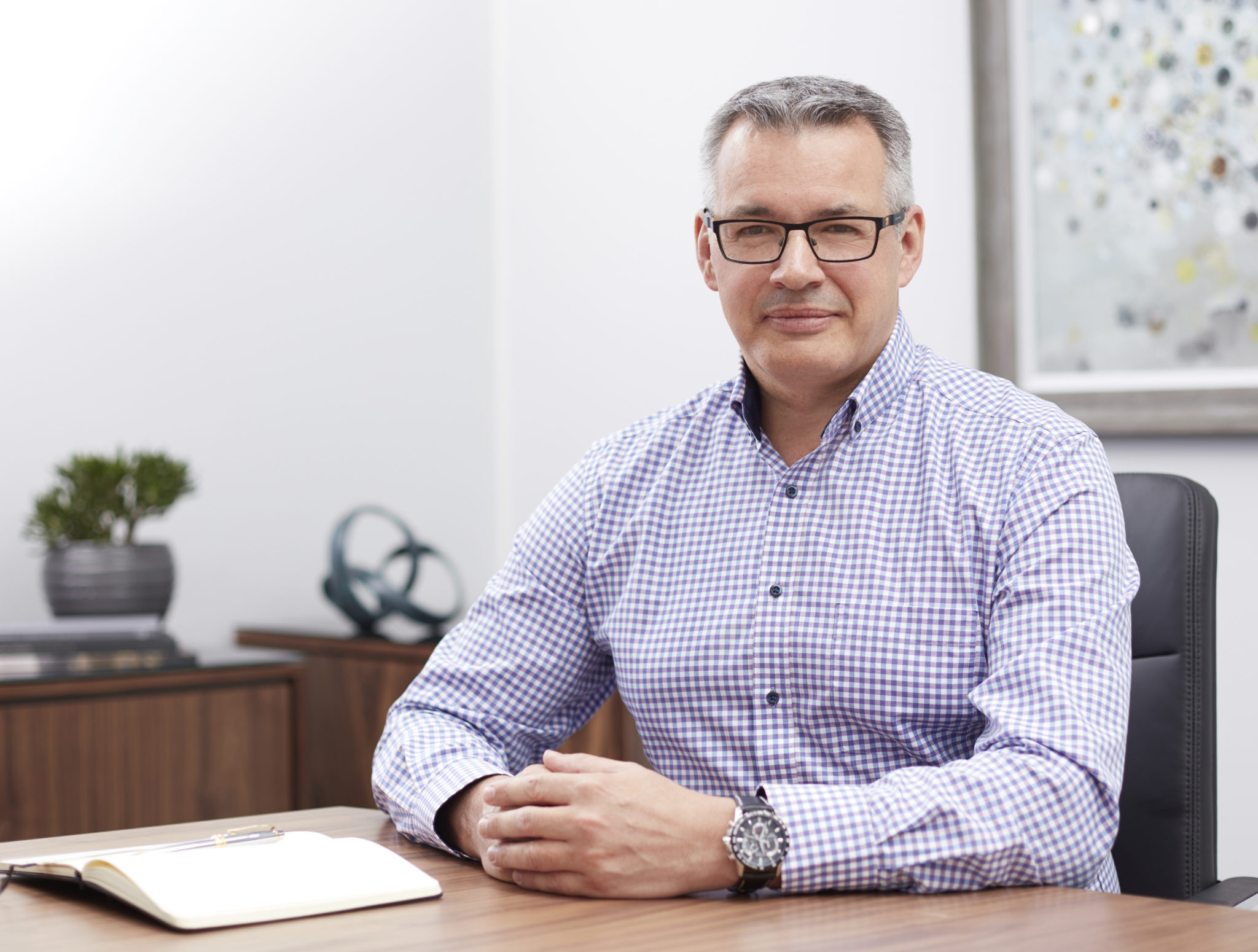 Mark Robinson – Group Managing Director Citizen Watch UK Ltd