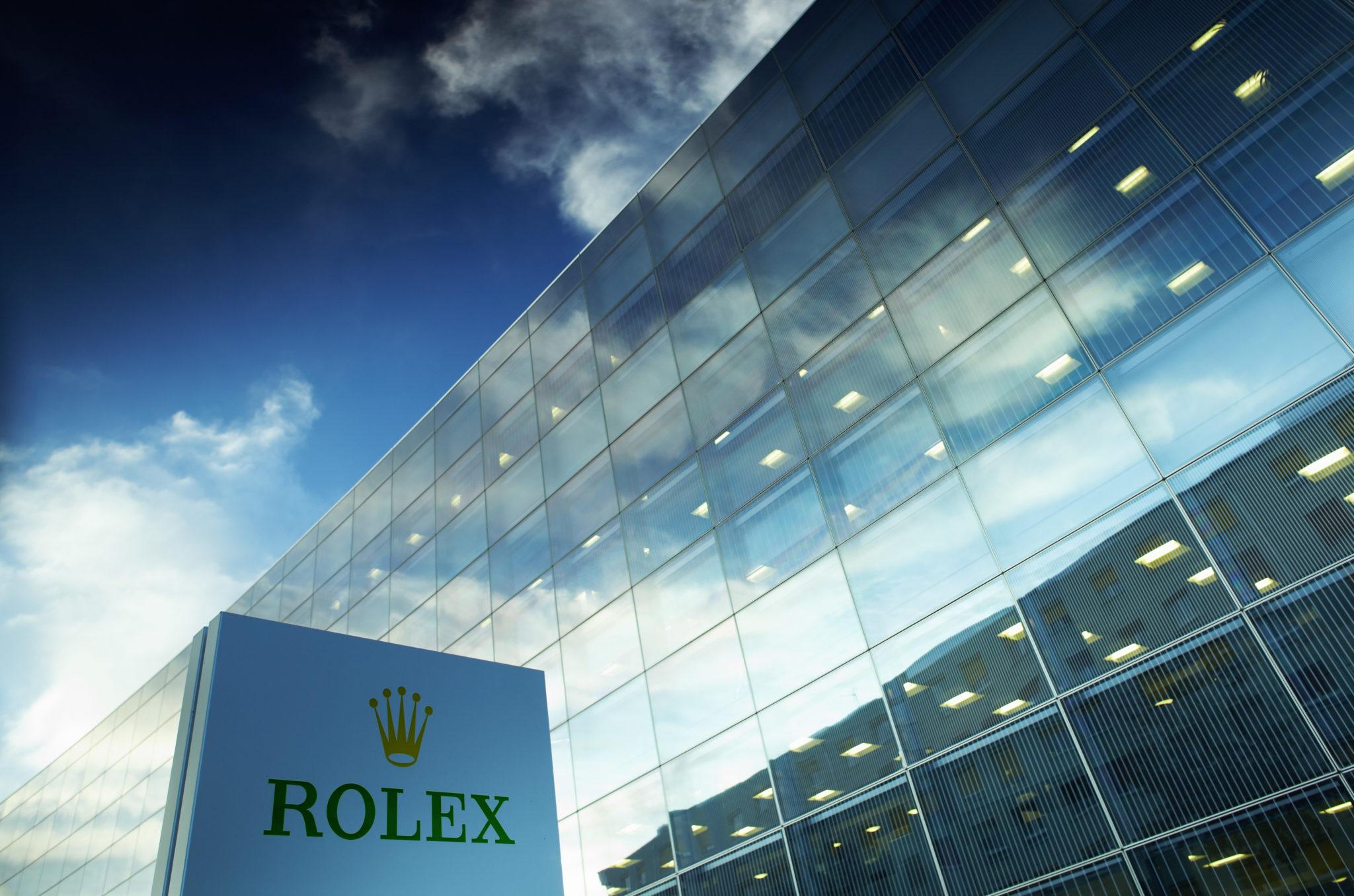 ROLEX CHÊNE-BOURG SITE, GENEVA