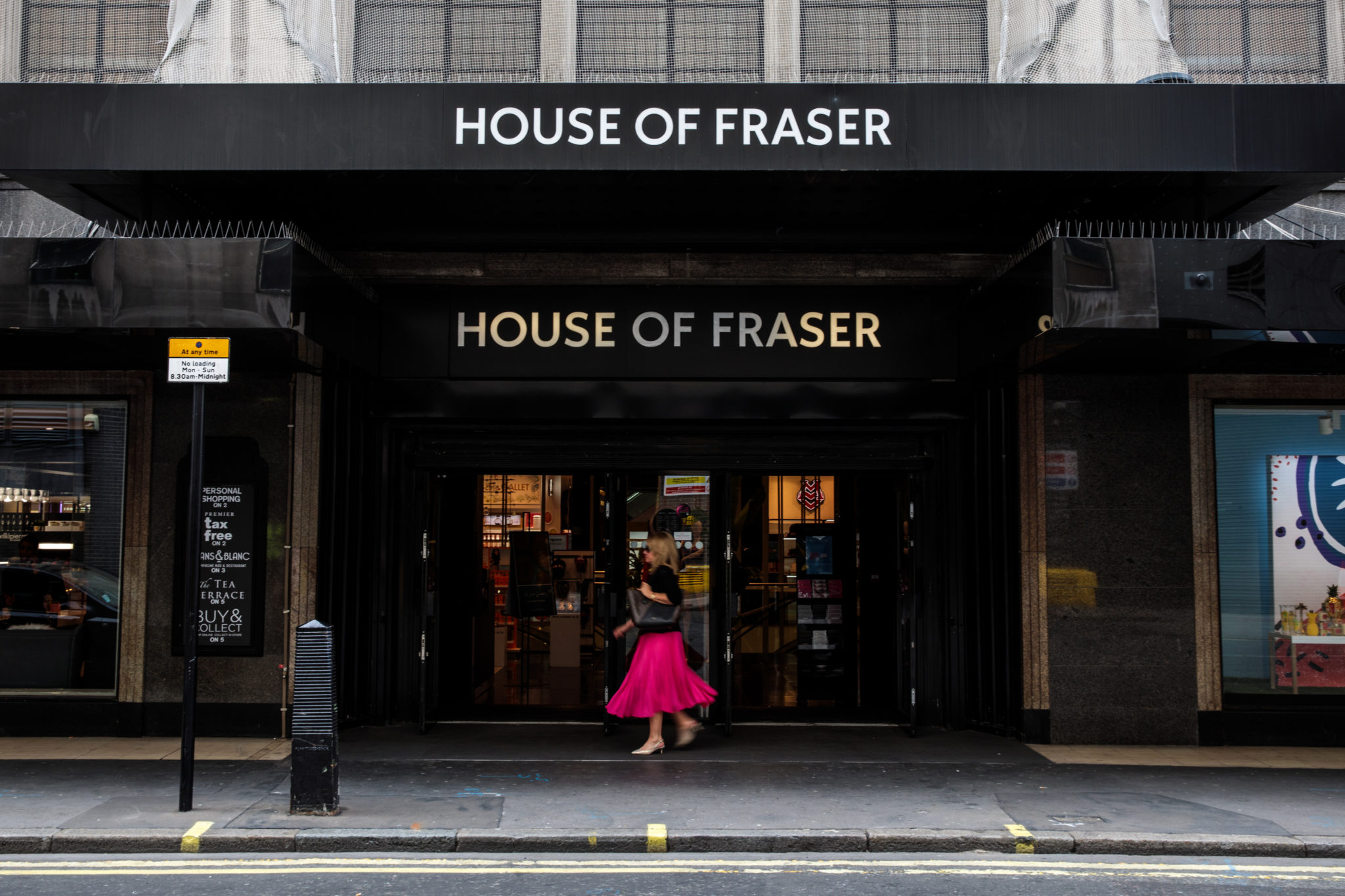 House Of Fraser To Shut Stores Across The Country
