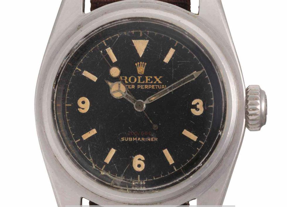 Rolex lot 95