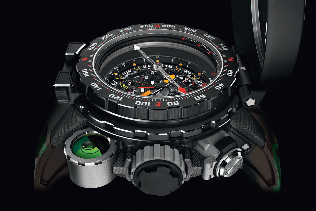 RM 25-01 Tourbillon Adventure