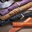 Darlena leather straps