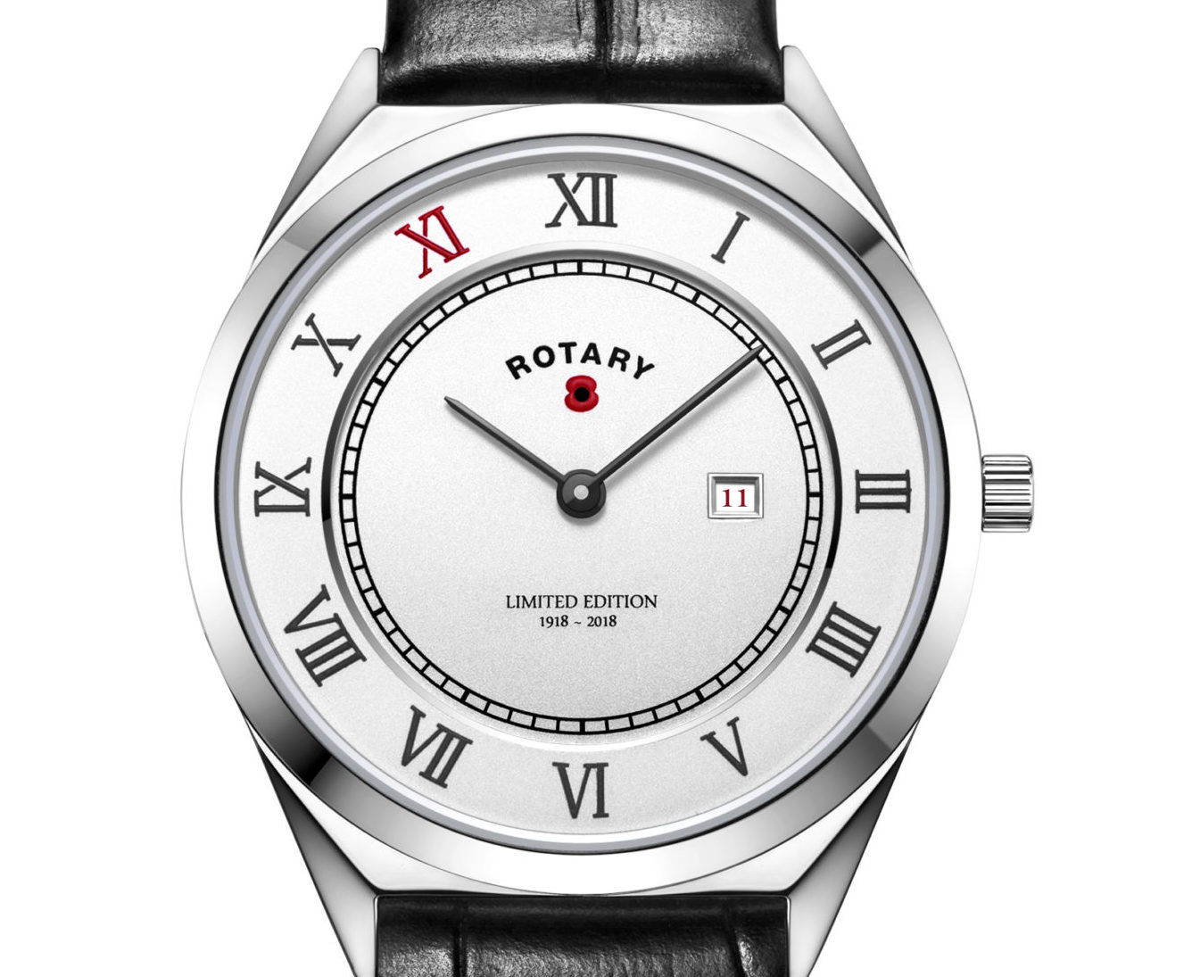 FWW limited edition centenary watch (2)