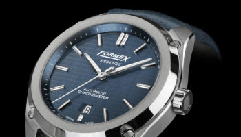 Formex Essence Automatic Chronometer Blue Side