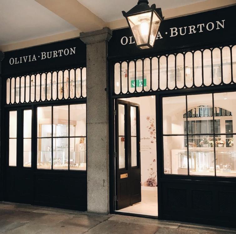 Olivia Burton boutique