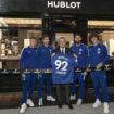 Ross Barkley, Marcos Alonso, Ricardo Guadalupe, Olivier Giroud, David Luiz (2)