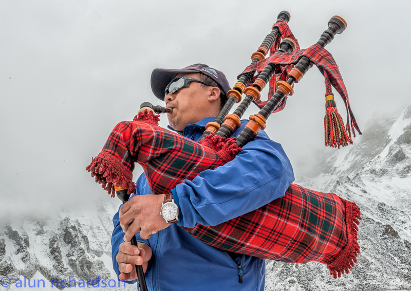 Everest Bagpipes