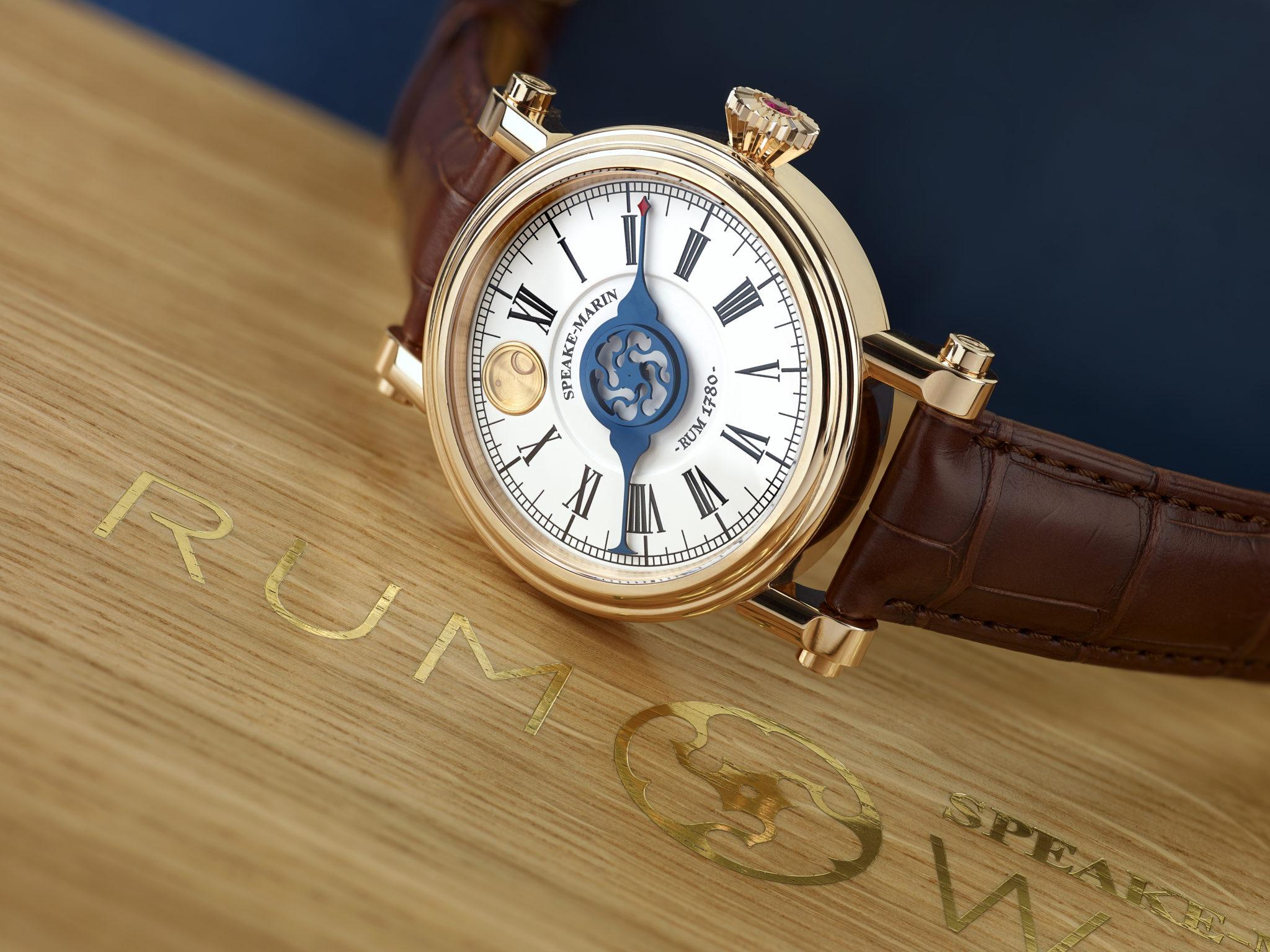Gold Rum Watch