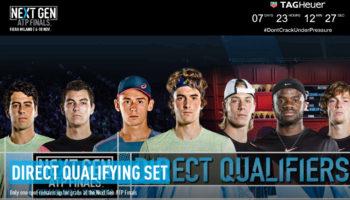 TAG Heuer NextGen ATP Finals