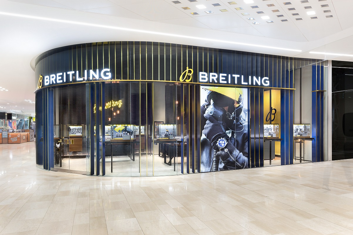 Breitling Boutique – White City – 2018 (2)